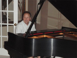 Steinway B in one of the two Studios